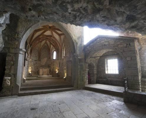 Interno San Giovanni d'Antro