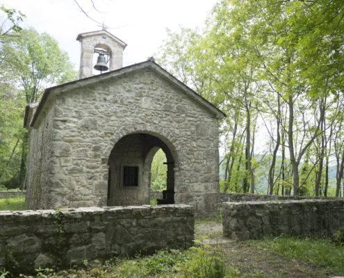 Chiesetta di San Leonardo Abate Ossiach