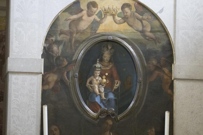 Ponteacco Santa Dorotea particolare interno